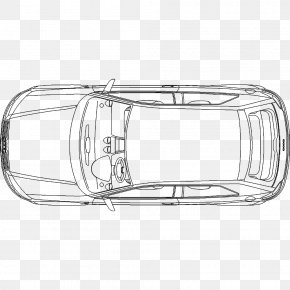 Draw - Car Computer-aided Design Automotive Design Axonometric Projection PNG