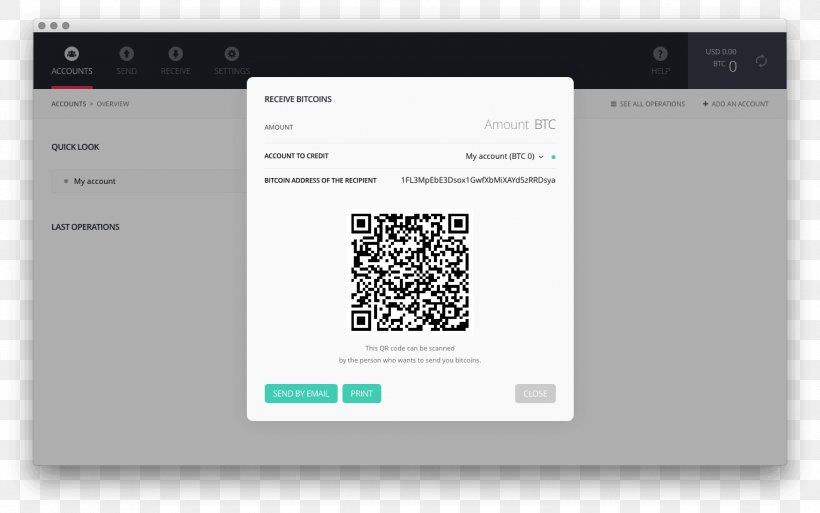 online wallet for bitcoin