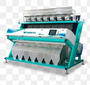 Rice - Colour Sorter Rice Color Sorting Machine Cereal PNG