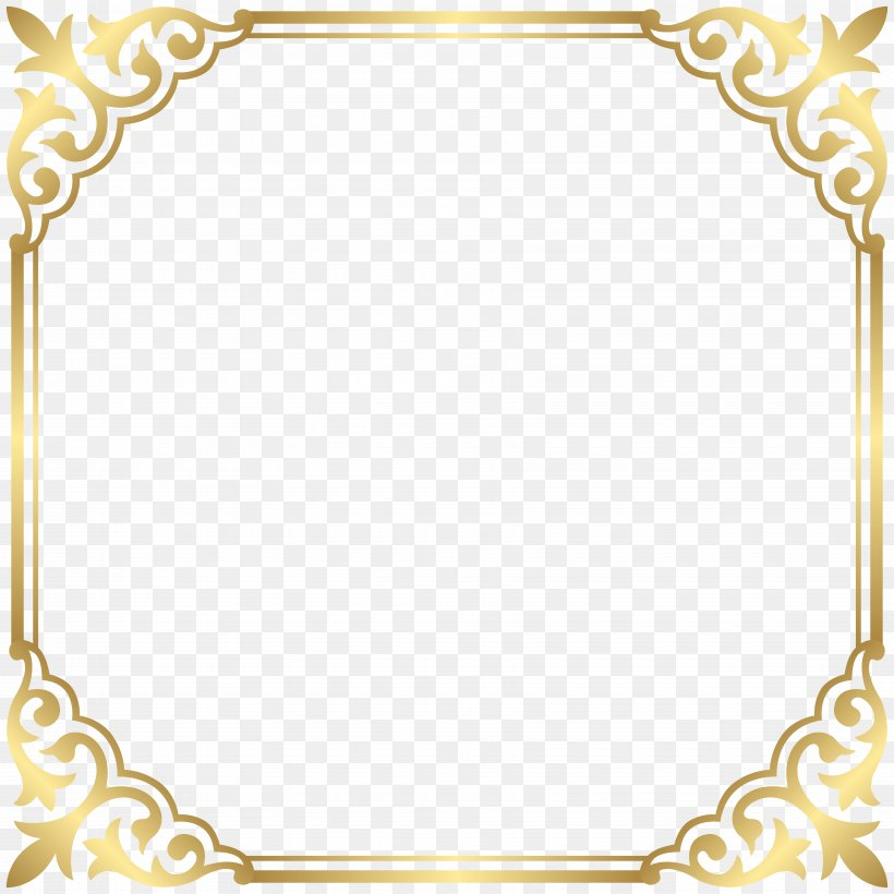 Fancy That Boutique LOUENHIDE Clip Art, PNG, 7000x7000px, Borders And Frames, Area, Decorative Arts, Gold, Gold As An Investment Download Free