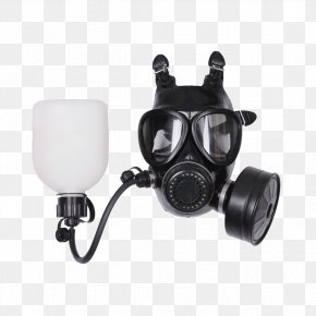 Gas Mask - Gas Mask Personal Protective Equipment Military PNG