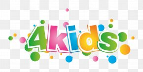 Happy Kids - Logo Graphic Design Brand Desktop Wallpaper PNG