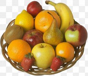 Bowl Of Fruit - Tropical Fruit Food Grape PNG