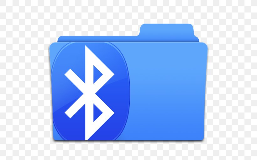 Bluetooth Low Energy Wireless ICO Icon, PNG, 512x512px, Bluetooth, Apple Icon Image Format, Area, Blue, Bluetooth Low Energy Download Free