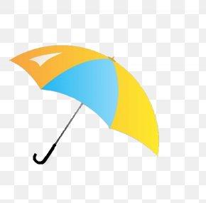 Umbrella - Umbrella Circle Icon PNG