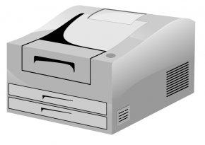 Funny Copier Cliparts - Printer Laser Printing Clip Art PNG