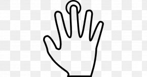 Hand - Fingerprint Middle Finger Index Finger Little Finger PNG
