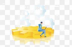 Business Man - Flat Design Businessperson White-collar Worker PNG