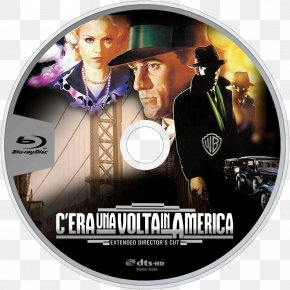 United States - Once Upon A Time In America United States Film Director Poster PNG