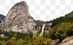 Yosemite National Park Two - Rocky Mountain National Park Half Dome Nevada Fall Liberty Cap Everglades National Park PNG