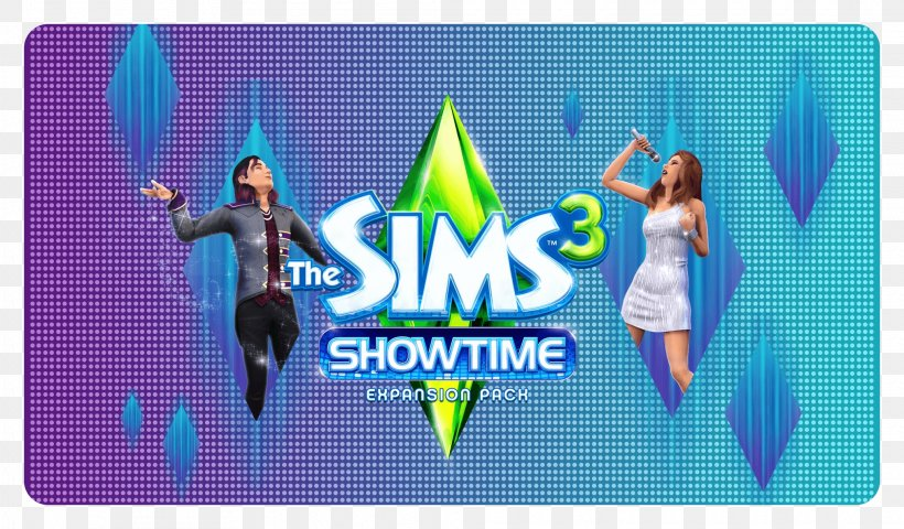The Sims 3: Showtime The Sims 3: Supernatural MySims Desktop Wallpaper Electronic Arts, PNG, 2028x1188px, Sims 3 Showtime, Brand, Computer, Electronic Arts, Expansion Pack Download Free