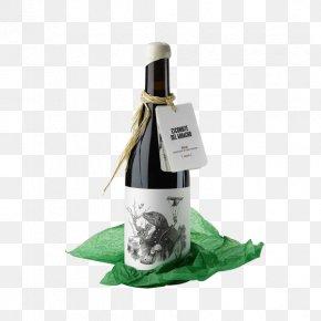 Wine Packaging Design - Wine Rioja Liqueur La Casera Bottle PNG