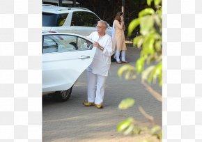 Amitabh Bachchan - Car Bollywood Mumbai Actor Vehicle PNG
