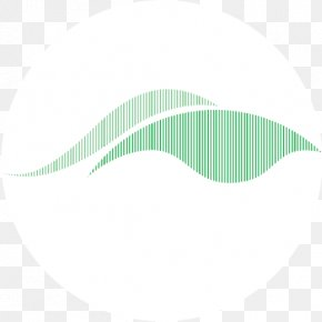Wave Logo - Green Leaf Logo PNG