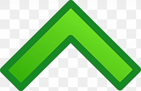 Logo Triangle - Green Triangle Line Font Logo PNG