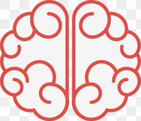 Vector Brain - Brain Agy Clip Art PNG