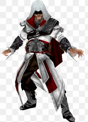 Ezio Auditore - Ezio Auditore Assassin's Creed II Soulcalibur V Florence Assassins PNG