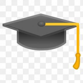 Graduation Gown - Emoji Square Academic Cap Graduation Ceremony Hat Bonnet PNG
