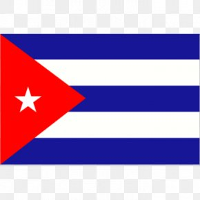 Flag - Flag Of Cuba Havana National Flag Flagpole PNG