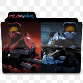 RedvsBlue - Soldier Gun Mercenary Military Security PNG