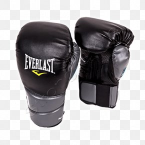 Boxing - Boxing Glove Everlast Leather PNG