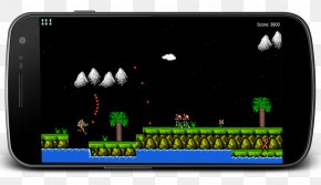 Contra Soldier Save The World! Android Froyo GameRambo - Super Rambo PNG