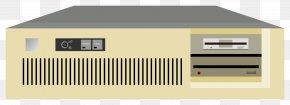 Ibm - IBM Personal Computer/AT IBM Personal Computer/AT Clip Art PNG