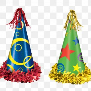 Party Hat Clipart - Party Hat Birthday Clip Art PNG