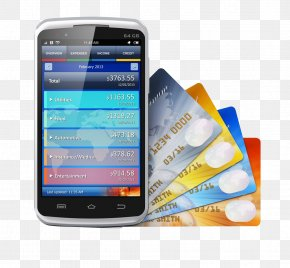 Mobile Bank - Mobile Payment Online Wallet Mobile Banking Mobile Phone PNG