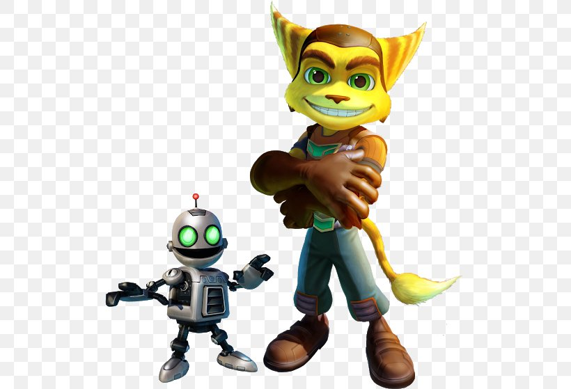 Ratchet Clank Toy Png 520x559px Ratchet Clank Action Figure