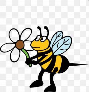 Bee - Bee Sting European Hornet Honey Bee PNG
