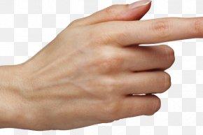 Doctor Hand - Index Finger Hand Clip Art PNG