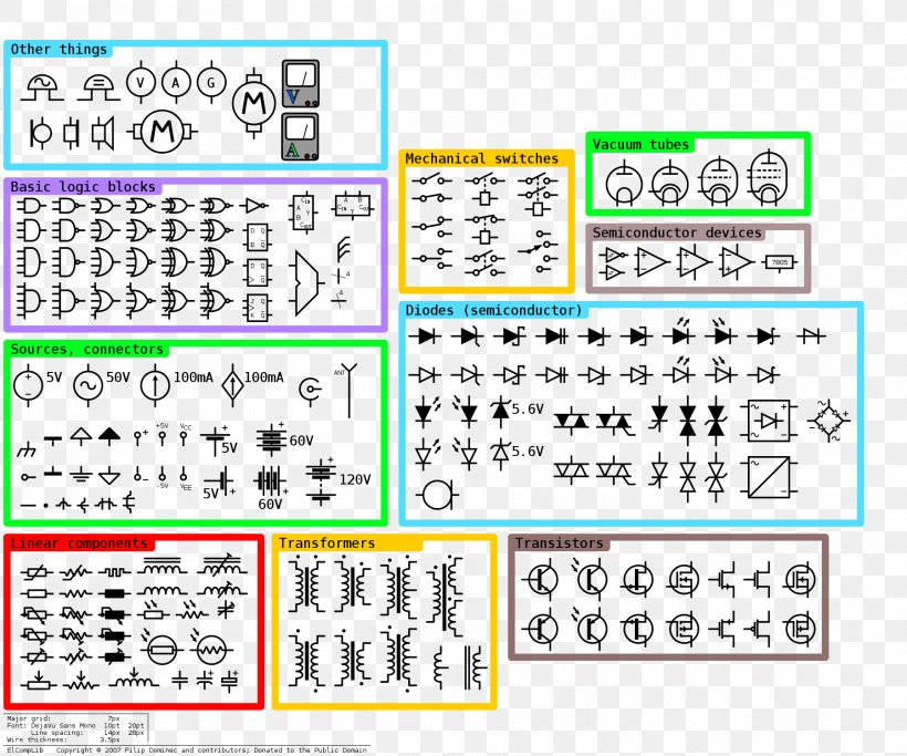 wiring diagram schematic electrical engineering electronic