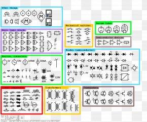 Symbol - Wiring Diagram Schematic Electrical Engineering Electronic Symbol Electronic Circuit PNG