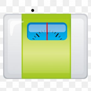 Creative Green Health Scale - Weighing Scale Steelyard Balance PNG
