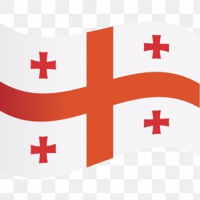 Flag - Flag Of Georgia Royalty-free Vector Graphics PNG