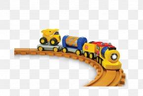 Toy-train - Express Train Rail Transport Caterpillar Inc. Toy PNG