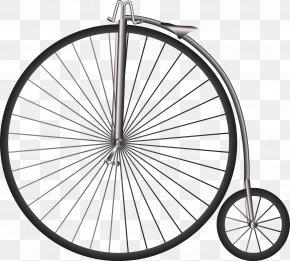 Bicycle Tires - Bicycle Wheel Bicycle Wheel Vintage Clothing PNG