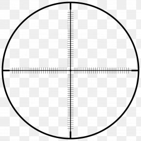Crosshair - Circle Angle Point Area Line Art PNG