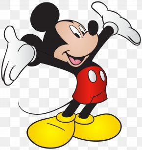 Mickey Mouse Free Transparent Image - Mickey Mouse Minnie Mouse Pluto PNG