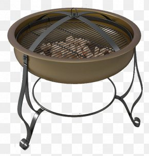Charcoal Grill - Barbecue Charcoal Furnace Grilling 3D Computer Graphics PNG