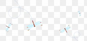 Dragonfly Float - Graphic Design Diagram Pattern PNG