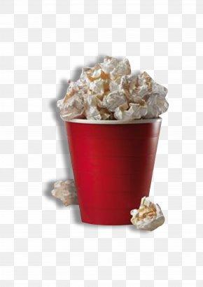 Popcorn - New York City Popcorn Advertising Poster PNG