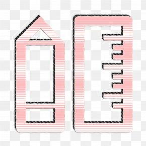 Rectangle Write Icon - Artist Icon Creative Icon Design Icon PNG
