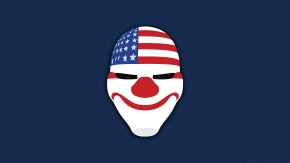 Anonymous Mask - Payday 2 Payday: The Heist Dallas Desktop Wallpaper Wallpaper PNG