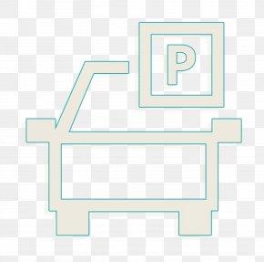 Symbol Logo - Car Icon Park Icon Parking Icon PNG