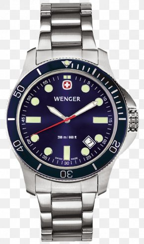 Watch - Rolex Submariner Watch Wenger Stührling PNG