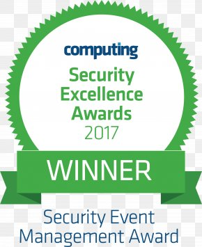 Award - Award Excellence Computer Security Security Information And Event Management PNG