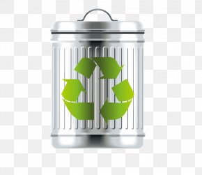 Trash Can - Recycling Bin Waste Container PNG
