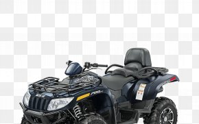 Motorcycle - Arctic Cat All-terrain Vehicle Motorcycle Four-wheel Drive Snowmobile PNG